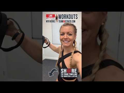 Full Body Suspension Trainer Workout