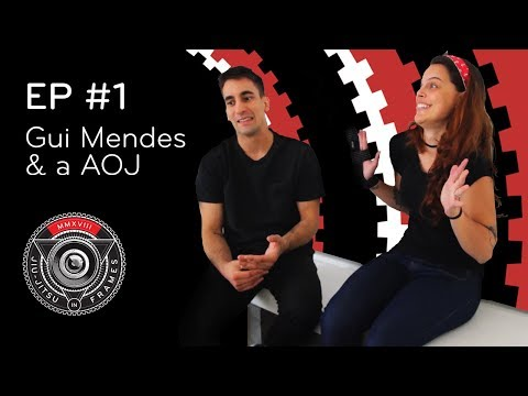 EP #01 - Guilherme Mendes e a AOJ