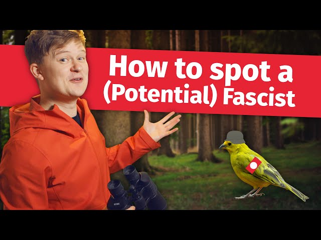 How to Spot a (Potential) Fasc!st: The Authoritarian Personality Explained | Tom Nicholas