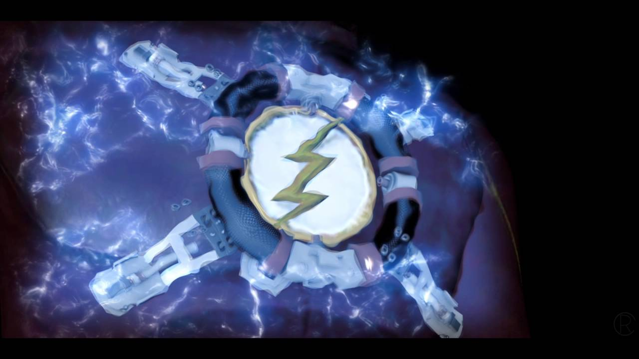 The Flash Vs Zoom Part 2 Cw Fan Animation By Renz Unfinished