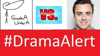 GradeAUnderA vs Joseph Costello LIVE DEBATE #DramaAlert