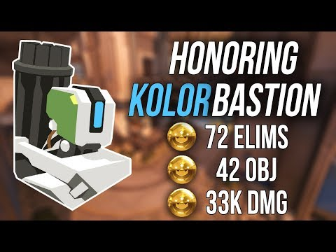 Channeling my inner KolorBASTION - RADICAL