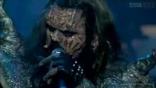 Lordi - The Kids Who Wanna Play With The Dead (Live Wacken 2008)