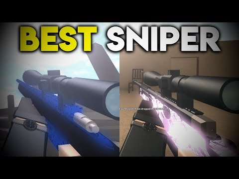 WHAT IS THE BEST SNIPER IN PHANTOM FORCES...?!