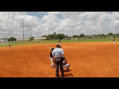 SF Renegades VS Cannons Baseball Academy Premier Spring Season Fran HD 2017