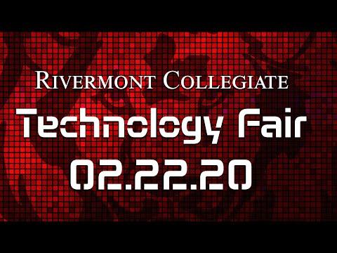 Rivermont Collegiate 2020 Technology Fair