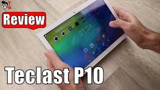Teclast P10 Review and Unboxing: Ultra Budget 10.1-inch Tablet