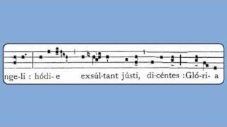 Hodie Christus Natus Est (Christmas, Antiphon, Female voices)