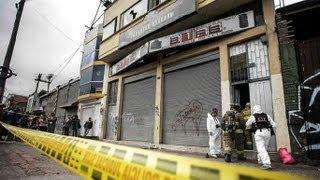 Bogota nightclub stampede kills six