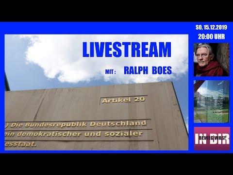 Beweg Was! Im Gespräch - Livestream mit Ralph Boes