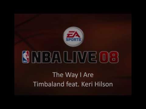 Timbaland Feat. Keri Hilson - The Way I Are (NBA Live 08 Edition)