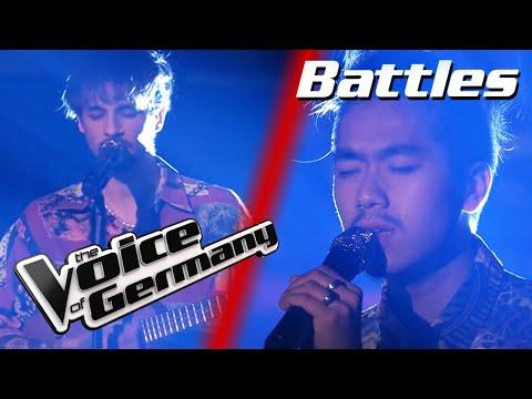 Labrinth - Jealous (Duc-Nam Trinh vs. Sean Koch) | The Voice of Germany | Battles
