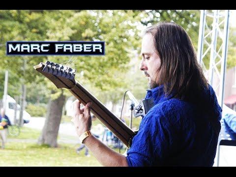 ✯~MARC Guitar FABER Part 5~✯  At Open Air Rosehip Festival-The Hague