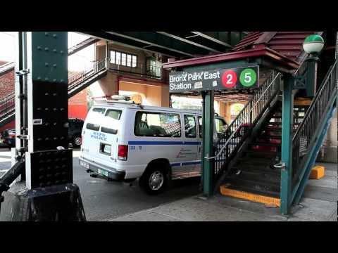 ^MuniNYC - Bronx Park East & White Plains Road (Van Nest, Bronx 10462)