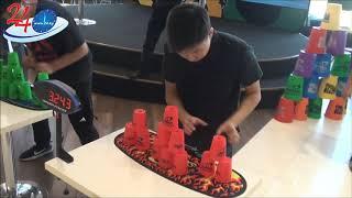 Спорт стекинг. Первый турнир в Кыргызстане. 2019