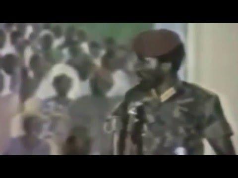 Thomas Sankara sur les aides alimentaires