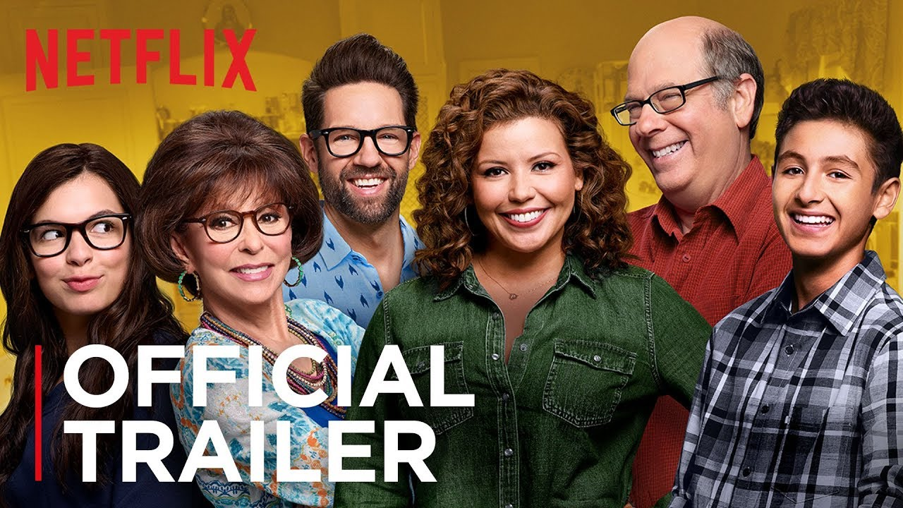 One Day At A Time Season 3 Official Trailer Hd