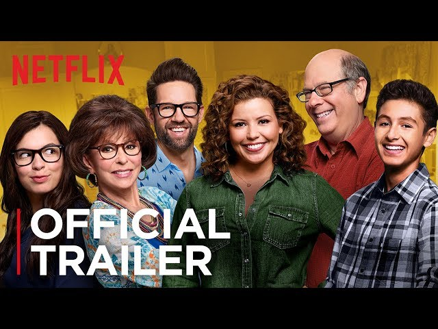 One Day At a Time: Season 3 | Official Trailer | Netflix