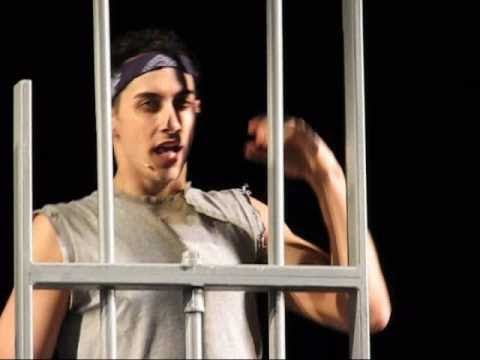 Reed Kelly in Cell Block Tango Broadway Backwards6 on  2-7-11