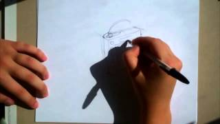 Sketching Tutorial   How to Draw an MP3 player   Part 1