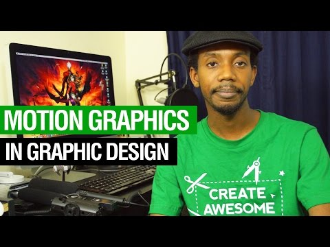 Motion Graphics in Graphic Design