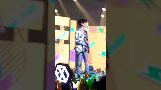 Video [FANCAM] 170902 BAEKHYUN AT MUSIC BANK IN JAKARTA download MP3, 3GP, MP4, WEBM, AVI, FLV Desember 2017