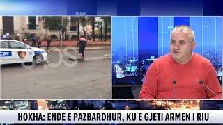 Vrasja e studentes, Artan Hoxha: S'është kulturë denoncimi nga vajzat në të tilla raste