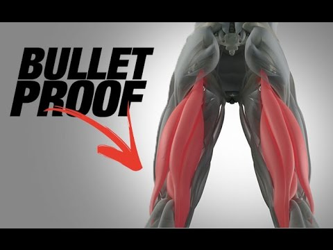 Hamstring Exercise WITHOUT Weights BULLETPROOF YOUR HAMSTRINGS!