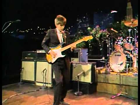 Eric Johnson - Cliffs Of Dover - Live From Austin Texas (1984)