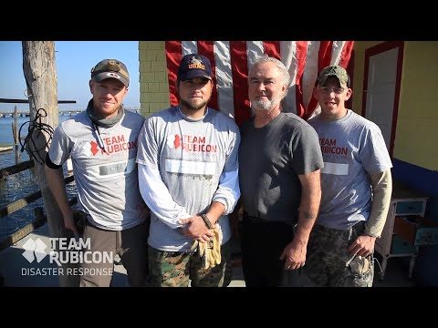Team Rubicon - A Sandy Story