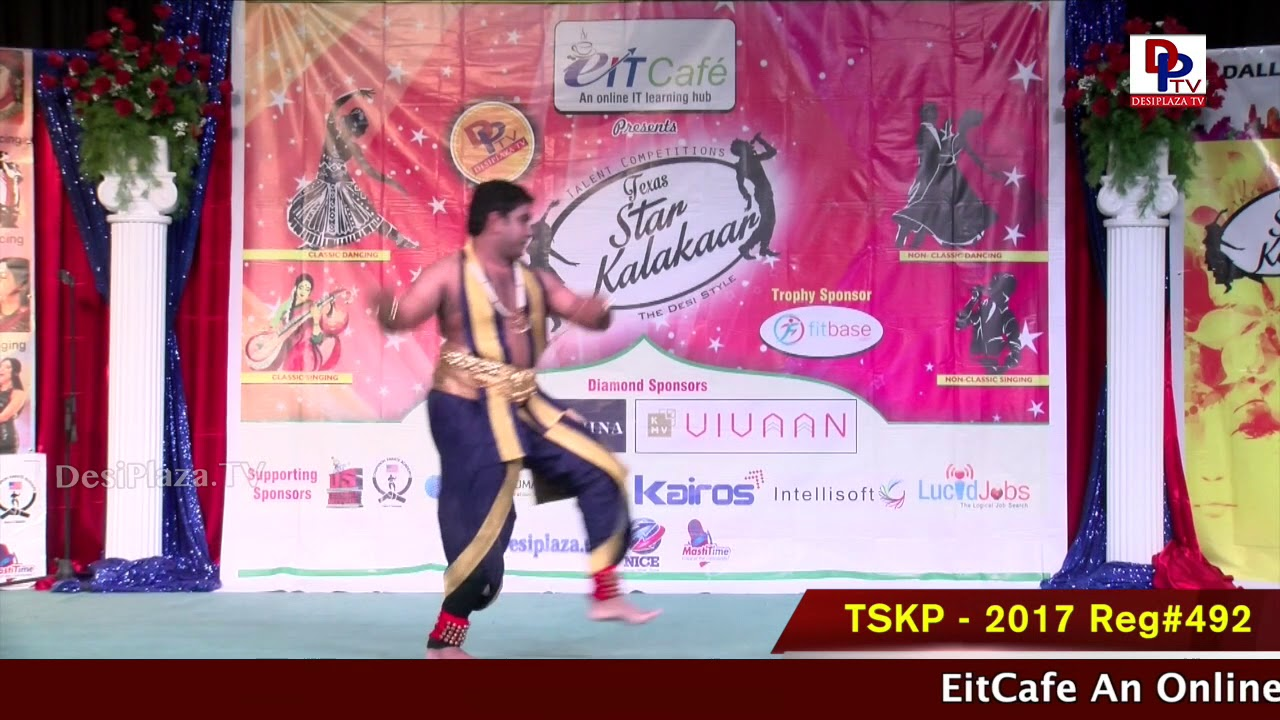 Finals Performance - Reg# TSK2017P492 - Texas Star Kalakaar 2017