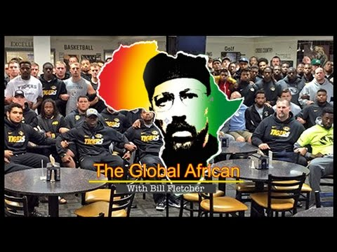 The Global African: The Potential Power of College Athletes