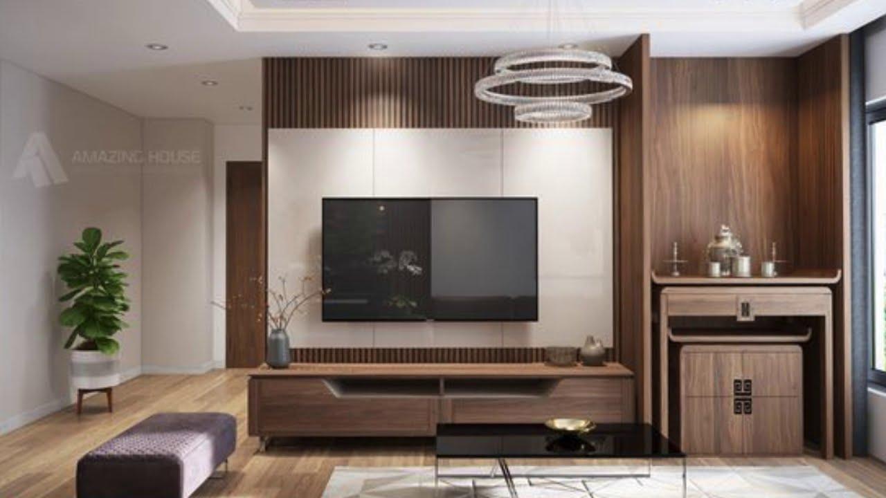 50 Best Modern Tv Unit Design For Living Room Interior Design Ideas Youtube