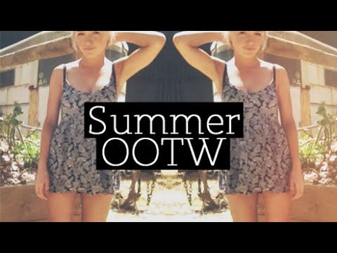 Summer OOTW 2014 ♡ - YouTube