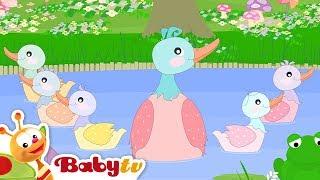 Five Little Ducks   Nursery Rhymes and Songs for kids   BabyTV