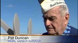 WWII Survivors Return To Pearl Harbor