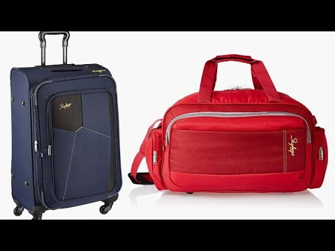 Skybags Duffle Bags Starts @ Rs.699.