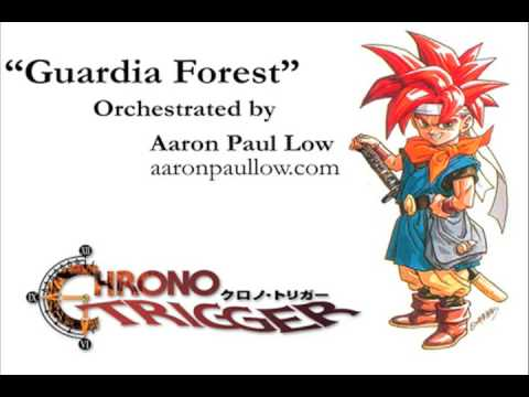 Chrono Trigger - Secret of the Forest ORCHESTRAL REMIX