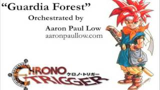 Chrono Trigger - Secret of the Forest ORCHESTRAL REMIX Thumbnail
