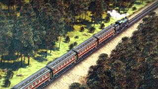 Transport Empire economic strategy game with Victorian era and Steampunk design trailer - iOS