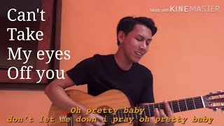 Can't take my eyes off you versi JOSEPH VINCENT cover by TOL3