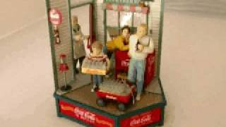 ENESCO COCA COLA MUSICAL THINGS GO BETTER WITH COKE IN AC...