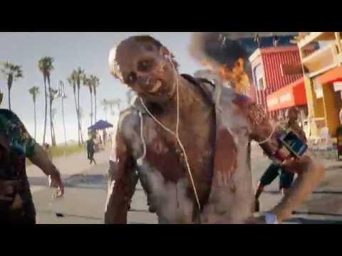 E3 2014 - Dead Island 2 Official E3 Announce Trailer [PS4] HD