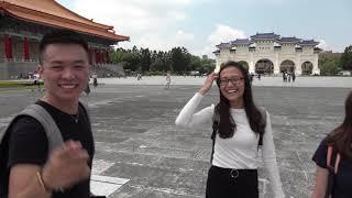 Taipei Arrival