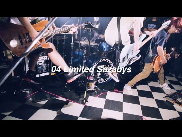 04 Limited Sazabys「message」(Official Music Video)