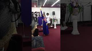 "Speak Through Me Dance Ministry by ""PRECIOUS"""
