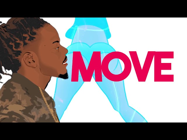 Fantom Dundeal - Move It (Sucre Riddim)