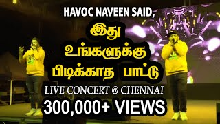 Pain Killer Song | Yen Anbey Song | Havoc Brothers | Live Concert @ Chennai | தமிழ்விஷன் டிவி