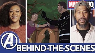 Marvel's Avengers: Black Panther's Quest: James Mathis III & Daisy Lightfoot on Siblings FEATURETTE
