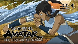 The Legend of Korra - PC Gameplay Walkthrough (Part 1)